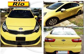 KIA RIO 2016 Secondhand cars for SALE