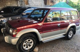 Mitsubishi Pajero Manual 1997 for sale