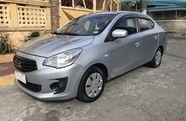 2014 Mitsubishi Mirage G4 1.2 glx MT gas FOR SALE