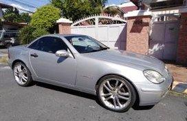 1997 Mercedes Benz Slk-230 top down excellent condition