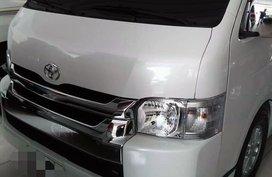 Brandnew Toyota Hiace 2018 for sale in Quezon City