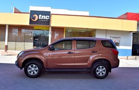 2015 Isuzu MU-X MT LS for sale