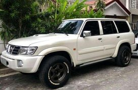 Nissan Patrol Presidential Edition 2003 for sale
