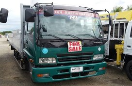 2007 ISUZU ELF 6HK1 TURBO FORWARD ALUMINUM DROPSIDE 24FT. FOR SALE
