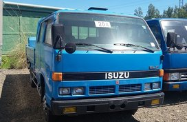 2007 4BE1 ISUZU ELF DROPSIDE for sale