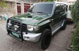 Like new Mitsubishi Pajero Fieldmaster Ralliart