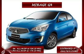LOW DP - Mitsubishi Mirage G4