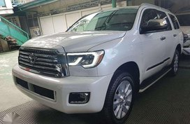 2019 Toyota Sequoia Platinum New Look 5.7 Liter V8 Petrol