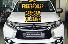 2018 MITSUBISHI Montero Sport Glx Manual 5K Dp Free