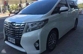 2015 Toyota Alphard for sale