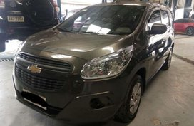Chevrolet Spin crdi tdic diesel mt 7seaters 2013