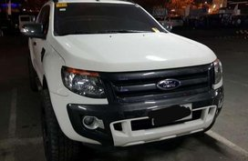 2015 Ford Ranger 4x2 wildtrak for sale