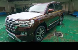 2019 Toyota Land Cruiser Bullet Proof BombProof level B6