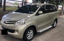 2013 Toyota Avanza E for sale