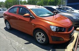 Chevrolet Sonic 2015 for sale