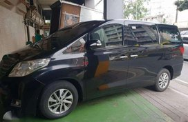 2013 Toyota Alphard 1st owner Casa maintained