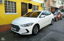 2017 Hyundai Elantra MT for sale