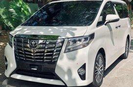 Toyota Alphard 2016 for sale
