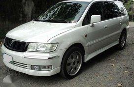 Mitsubishi Grandis AT Automatic Transmission Fuel Efficient