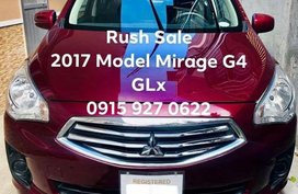 Personsal 2017 Mitsubishi Mirage G4 GLX for sale
