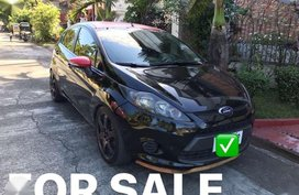 Ford Fiesta Manual New battery