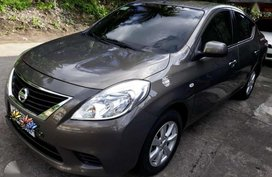 Nissan Almera Manual 2015 FOR SALE