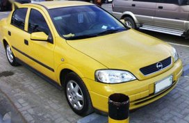 Opel Astra 2001 Model for sale