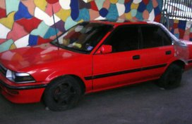 FOR SWAP: 1989 Toyota Corolla 4AGE Blacktop