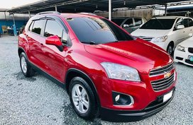 2016 CHEVROLET TRAX 1.4L GAS AUTOMATIC FOR SALE