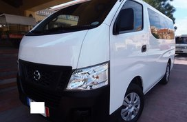 2015 Nissan NV350 Urvan MT  FOR SALE