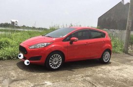 Ford Fiesta 2014 Manual Transmission for sale