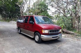 For sale or for swap Ford E15O chateau 2001 model, local