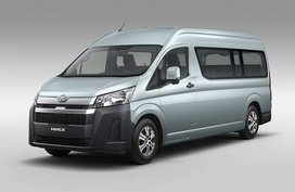 Toyota Hiace 2020 interior revealed, coming with 13-seater layout