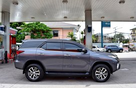 2018 Toyota Fortuner V 4X4 A/T for sale