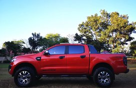 2014 Ford Ranger Wildtrak 4x4 FOR SALE