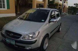 2011mdl Hyundai Getz manual FOR SALE