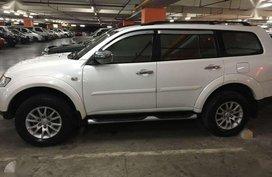 Mitsubishi Montero GLSV 2011 Pearl White Automatic