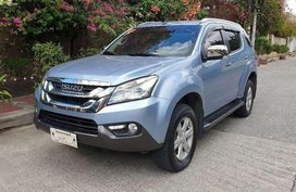2016 Isuzu MU-X for sale
