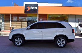 White 2013 Kia Sorento Manual Diesel for sale