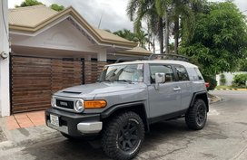 2018 Toyota FJ Cruiser 2kms only!