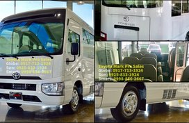 09177131924 - Brand New 2019 Toyota Coaster MT