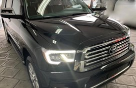 2019 TOYOTA SEQUOIA PLATINUM FOR SALE