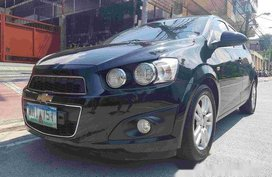 Chevrolet Sonic 2013 Hatchback for sale