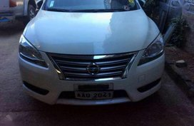 Nissan Sylphy 2014 automatic 1.6 first owned