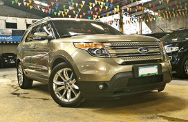 2013 Ford Explorer 4X4 Limited Edition Gas Automatic