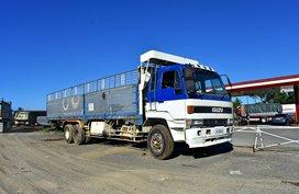 2000 Isuzu Elf 10 Wheeler Truck 620k Nego