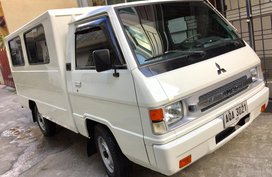 2015 Mitsubishi L300 FB Exceed Dual AC L3