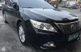 2012 Toyota Camry -Black Automatic transmission