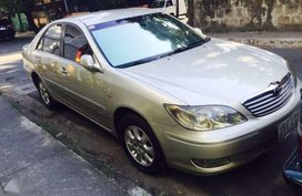TOYOTA CAMRY 2.4V 2003 FOR SALE