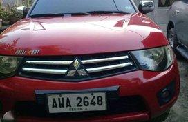 Mitsubishi Strada glx 2014 Automatic Diesel FOR SALE